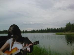 Solo Show, Chena Lakes