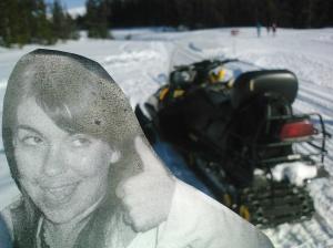 Snowmobile Nyki