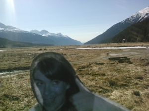 Dyea, Alaska!